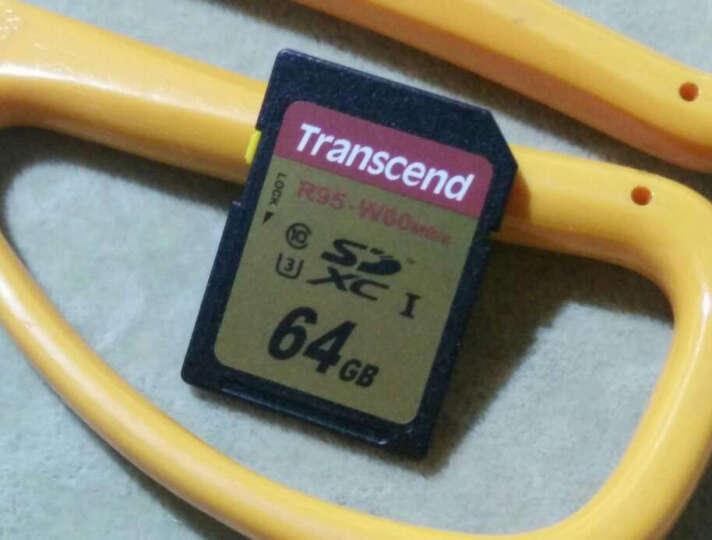 创见(Transcend)64GB UHS-I Class10 SDXC存储卡(读速60Mb/s) 晒单图