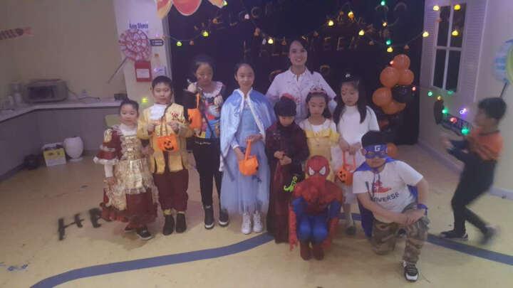 Sai Lv 儿童摄影服 王子公主宫廷幼儿园舞蹈话剧表演服装 男款2 100CM 晒单图