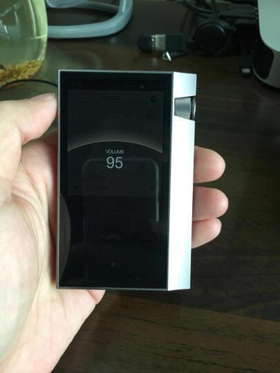 艾利和(Iriver)Astell&Kern AK70 64G HIFI无损音乐播放器 MP3便携播放器DSD播放平衡输出 金色 晒单图