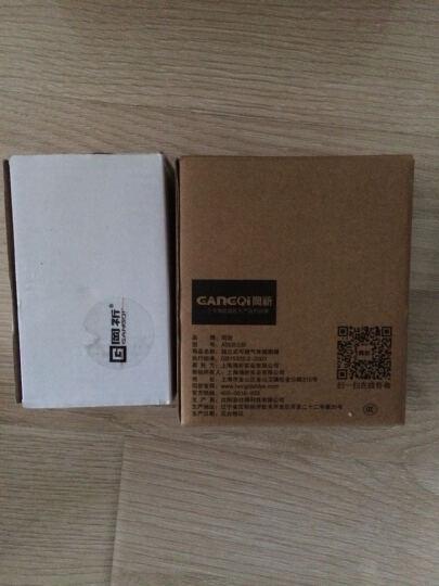 岡祈(gangqi)ASD5330 天然气切断阀报警器 燃气管电磁阀 配燃气探测器报警器使用4分直通阀 晒单图