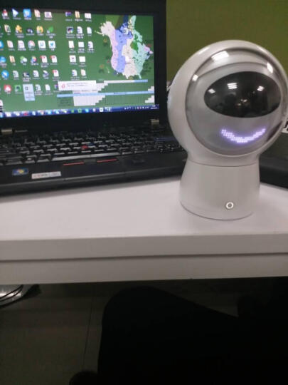小墨智能机器人 语音操控 中英互译双语系统 视频通话 陪伴语音学习机器人 英语早教机器人 青春版 标配 晒单图