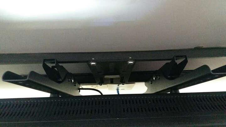 威视朗32-55英寸高清LED液晶支架挂墙架通用小米4酷开乐华夏新熊猫万佳荣事达先科创星风行电视挂架 通用(32/39/40/43/49/50/55寸) 晒单图
