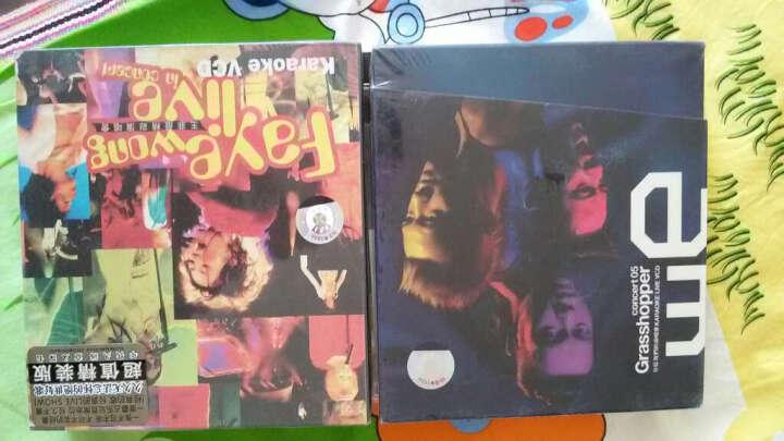 温拿25周年演唱会98卡拉OK(2VCD) 晒单图