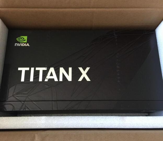 英伟达(NVIDIA)TITAN X 显卡 晒单图