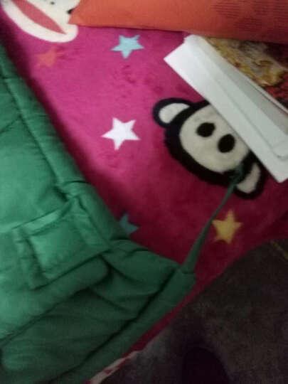 童装女童外套男中大童2018春秋装女孩子衣服长袖夹克儿童棒球服上衣 黄色 140【建议身高130cm左右】 晒单图