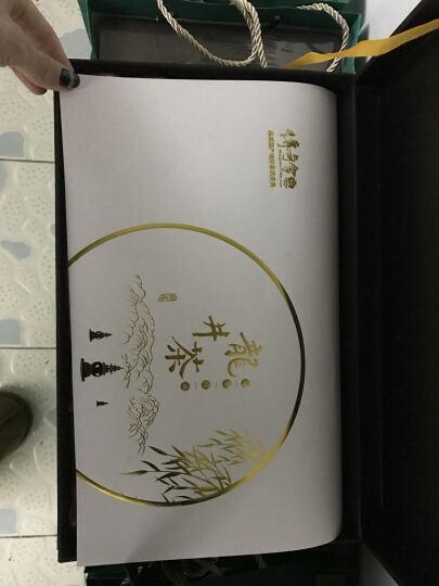 传奇会茶叶绿茶 明前西湖龙井茶叶罐装100g 晒单图
