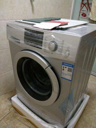 [晒单帖]洗衣机已经装好用过了