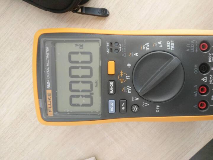 怎么使用万用表测量驱动板图解