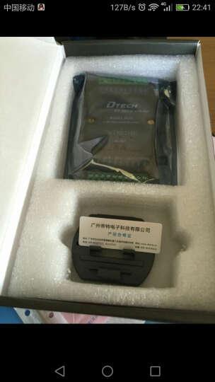 帝特(DTECH) RS232/RS485转RS485集线器光电隔离器高速防雷防浪涌宽电压9-30V 此款是灰色 防浪涌短路保DT-9024I 晒单图