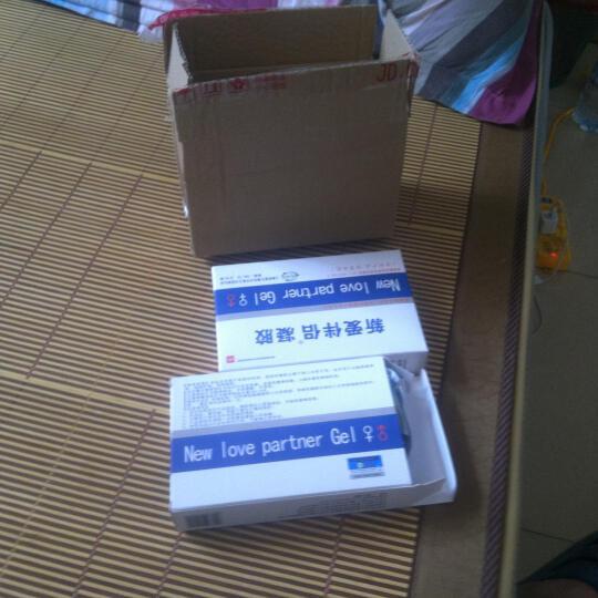 芳心 康乐宝液体避孕套安全套凝胶男女水润高潮润滑杀膏成人情趣性用品 3盒装30支 晒单图