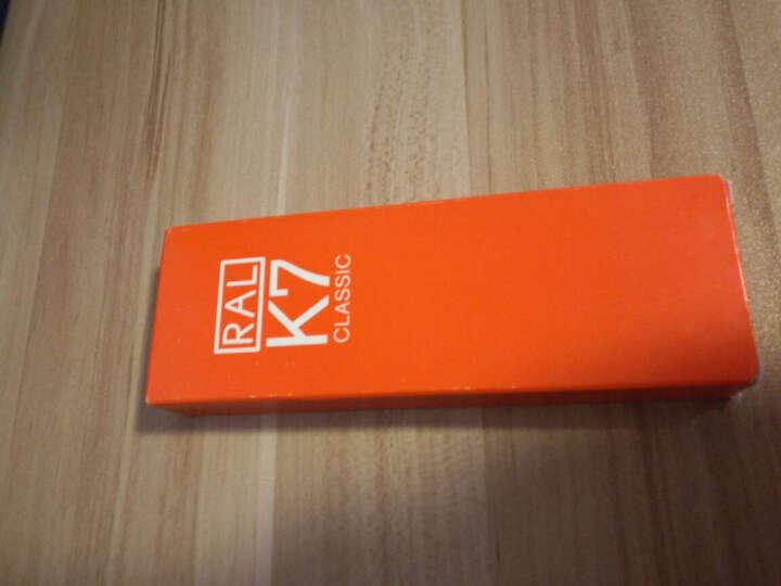 德国劳尔RAL K7色卡 国际标准 欧标 油漆涂料 工业 经典 晒单图