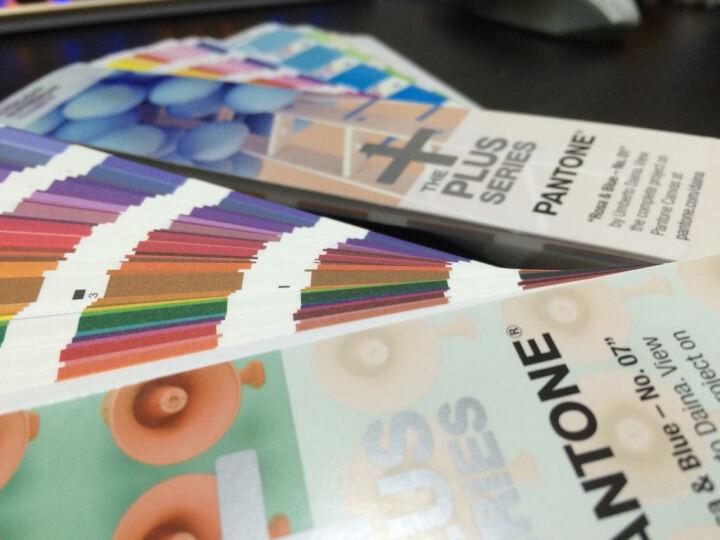 彩通PANTONE音潘通色卡国际通用标准 色彩桥梁RGB/CMYK值色卡GP6102N 晒单图