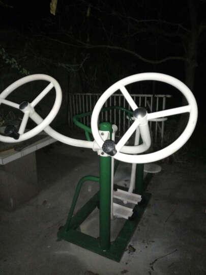 强盟 户外健身器材 小区公园室外路径健身器材 肩关节太极揉推组合QMMX-5 晒单图