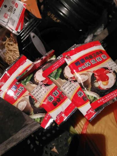 陶煲王(TAOBAOWANG) 陶煲王 韩国石锅拌饭专用石锅韩式砂锅陶瓷煲仔饭沙锅米线锅 石锅情侣套餐 晒单图