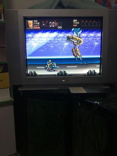 利乐普 电视游戏机盒子主机支持街机格斗FC红白机卡带任天堂GBA世嘉MD双人手柄摇杆 家庭双打游戏机XGMAE 晒单图