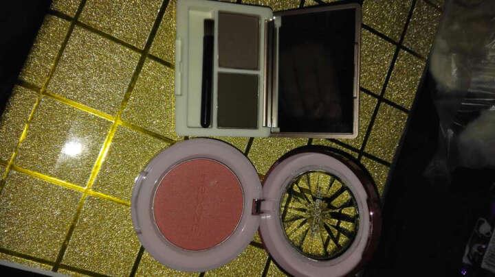 韩熙贞(HEXZE) 绝配粉嫩BB腮红3.2g  胭脂 持久自然修容美妆 心机裸妆 02枚红色 晒单图