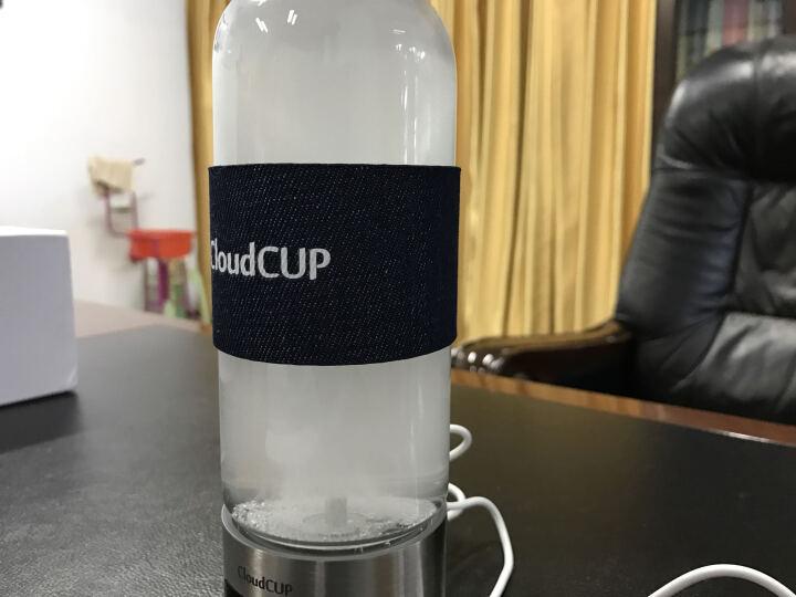 云杯 富氢杯 富氢水杯 水素水杯生成器 充电式便携高浓度负氢水机 高速电解富氢杯 晒单图