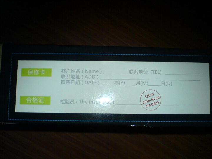 F.L 惠普v3000 dv2000 dv6000 v3700 dv2700笔记本电池 惠普笔记本电池v3000 6芯4400毫安 晒单图