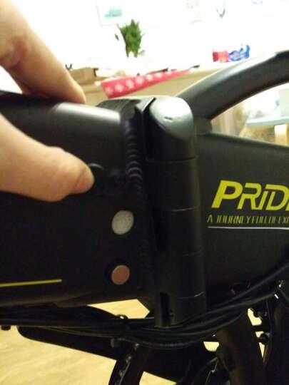 新国标3C认证永久电动车电动自行车代驾折叠电动车14寸电瓶车小型滴滴代驾车可上牌车 进口电池助力约300公里Edrive增程系统 晒单图