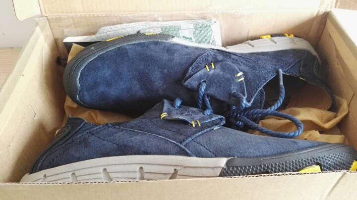 西域骆驼男鞋新款工装鞋透气耐磨运动户外类登山鞋男士休闲鞋 20军绿 41 晒单图