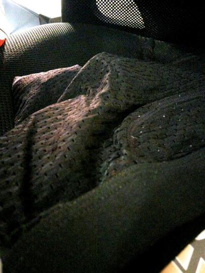 JCSDUN英国卫裤官方正品第十代男士内裤男式大码莫代尔磁能量U凸平角裤冰丝网孔强磁版 灰色2条+红色1条 XXXXL(腰围3.3-3.6尺) 晒单图