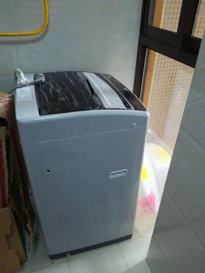 海尔滚筒洗衣机排水管更换图解
