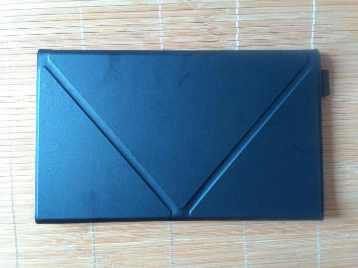 B.O.W 航世 HB028 无线蓝牙键盘 多系统通用小米华为苹果平板键盘专用 9.6英寸白色键盘-背光版 晒单图