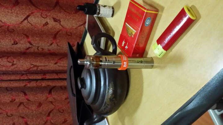 Mask King(MK)电子烟套装美国进口品牌MiniTank蒸汽烟戒烟器大烟雾电子烟 银色 迷你款 晒单图