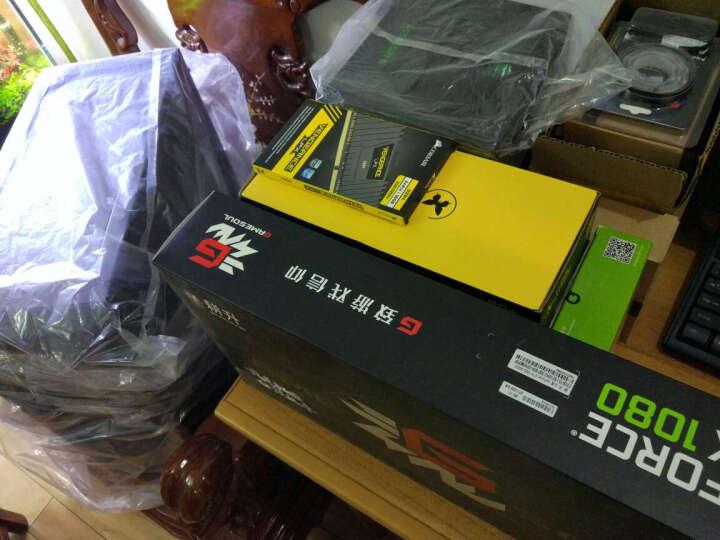 耕升 GTX1080 G魂 1733MHz/1873MHz/10010MHz 8GB GDDR5X 显卡 晒单图
