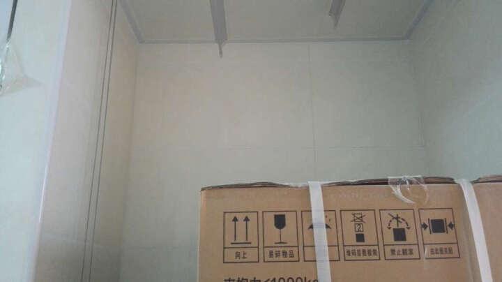 万美瓷砖 厨房卫釉面砖 生间瓷砖全抛釉 厨房地砖墙面砖 70*300腰线WP7013BM-1 晒单图