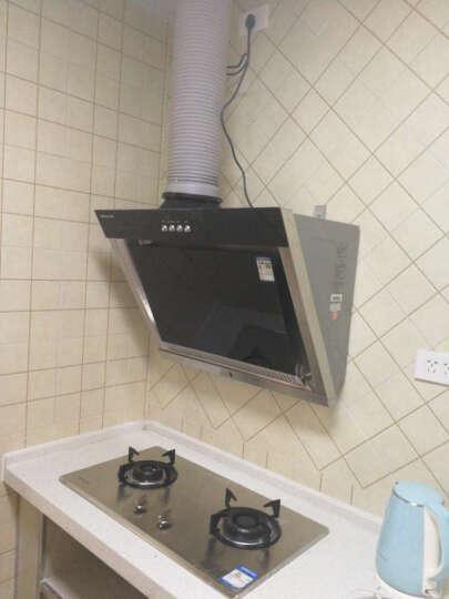 万和(Vanward) 油烟机灶具套装 热水器J220A+B8-B20XW+12ET36 液化气灶 热水器20Y 晒单图