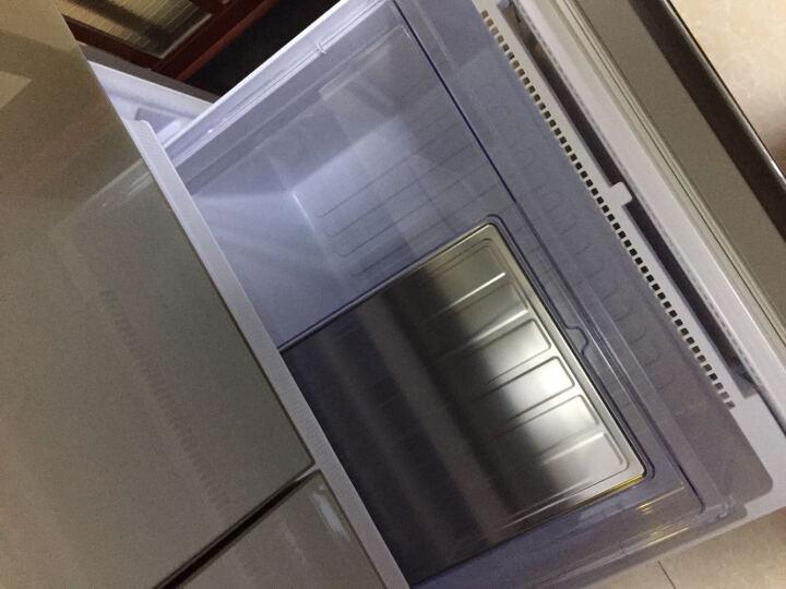 夏普(SHARP)502L日本原装进口多门冰箱净离子群急速制冰SJ-GT50A-N 晒单图