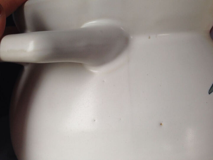 书雅(SHUYA)砂锅炖锅汤煲黑釉9# 焖烧煲陶瓷煲5300毫升 晒单图