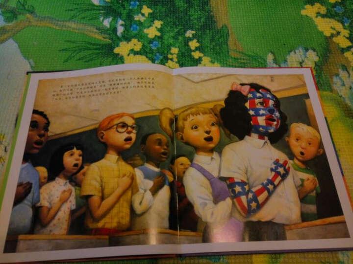 启发精选国际大师名作绘本:糟糕,身上长条纹了! 儿童绘本3-6岁 儿童睡前亲子故事书 晒单图