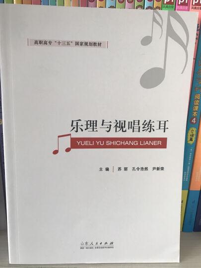 当代外国高校精品音乐教材:美国流行音乐(第3版) 晒单图
