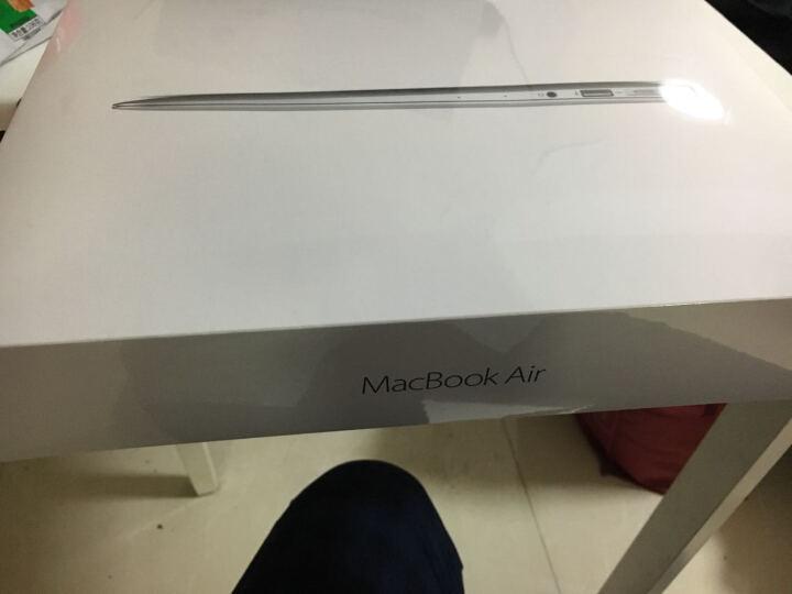 Apple MacBook Air 13.3英寸笔记本电脑 银色(Core i5 处理器/8GB内存/256GB SSD闪存 MMGG2CH/A) 晒单图
