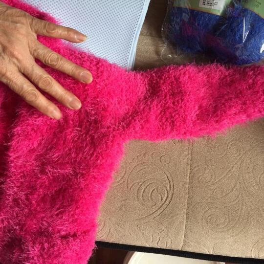 金貂绒线珊瑚绒卡通粗毛衣线围巾线宝宝毛线儿童绒线