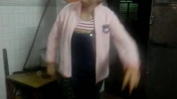 爸妈亲(KIDS MAM&DAD)童装外套儿童上衣男女童长袖摇粒绒开衫60059藏青150 晒单图