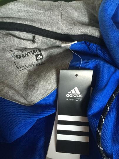 Adidas阿迪达斯男装夹克2019秋季新款运动服时尚休闲舒适轻便百搭外套S98786 EH3822梭织防风 M 晒单图