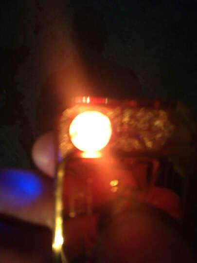 907电气两用打火机防风创意个性男女usb充电电子点烟器新款智能充气 7丝印咖啡方格 晒单图