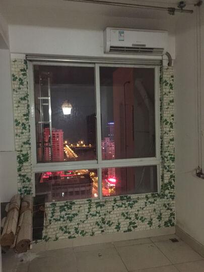 俊艺 壁纸墙纸自粘加厚墙贴田园卧室客厅电视背景墙翻新墙贴 183-白底小花 90厘米宽*5米长 晒单图