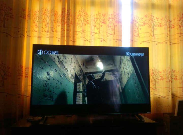 酷开(coocaa)K50J 50英寸全高清网络智能平板液晶电视机 WiFi(黑) 晒单图