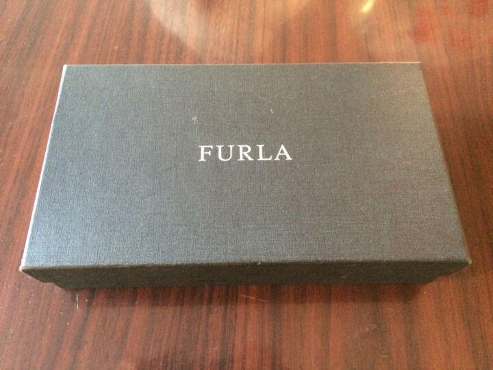 Furla 芙拉  女士BABYLON系列深卡其色牛皮长款拉链钱夹 758739 P PN08 B30 晒单图