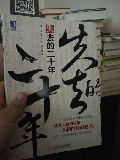失去的二十年:日本经济长期停滞的真正原因 (日)池田信夫,胡文静 机械工业出版社 晒单图