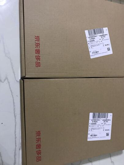 ARMANI JEANS阿玛尼男士白色棉质长袖POLO衫8N6F366JPTZ 1100 XL码 晒单图