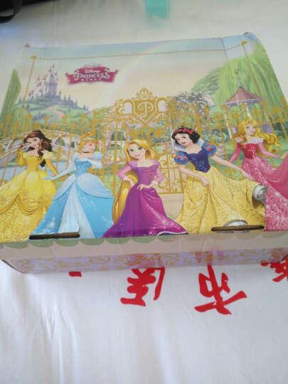 迪士尼(Disney)女童靴子雪地靴3-16岁儿童公主靴白雪公主休闲靴DS1930 紫色 26/参考脚长157mm 晒单图