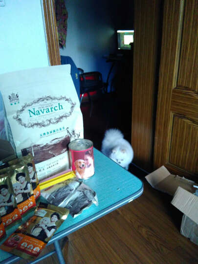 耐威克小型犬成犬天然狗粮1.3kg 泰迪比熊贵宾博美吉娃娃宠物粮 晒单图