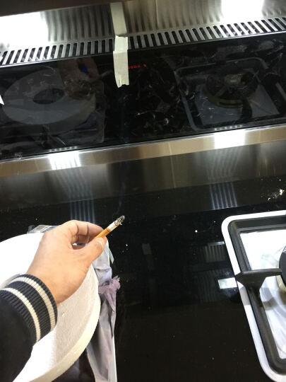 霸帝电(BADI) 集成灶双电机定时头部加热侧吸烟自动清洗优美大方霸帝电(BADI)59 750黑色大拉手标 一气一电 晒单图