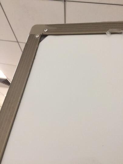 丽博士  白板 黑板 移动  架子 看板 办公 会议 教学 培训  磁性 写字板  书写 50*70cmA单面白板 晒单图