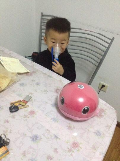 氧气盒子(O2BOX) 氧气盒子 雾化器 家用 儿童 婴儿孕妇医用雾化机雾化吸入泵 (粉色可调雾化杯2017款) 晒单图